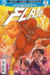 DC Justice League Essentials Flash Rebirth #1