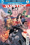 DC Justice League Essentials Justice League Rebirth #1