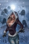 Grimm Fairy Tales Dark Shaman #1 (of 4) (Cover C - Qualano)