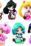 Sailor Moon Petit Chara Ice Cream Party Set