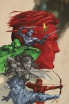 Titans #4 (Choi Variant Cover Edition)