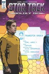 Star Trek Boldly Go #1 (Subscription Variant)