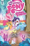 My Little Pony Friends Forever #33 (Retailer 10 Copy Incentive Variant Cover Edition)