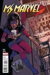 Ms Marvel #12 (Variant Cover Edition)