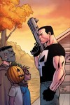 Punisher Annual #1 (Lim Variant Cover Edition)