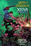 Army of Darkness Xena Forever And A Day #1 (of 6) (Cover A - Brown)