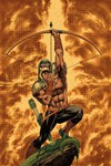 Green Arrow #32 (Grell Variant Cover Edition)