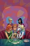 Harley & Ivy Meet Betty & Veronica #1 (of 6)