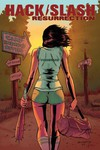 Hack Slash Resurrection #1 (Cover A - Seeley)
