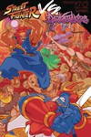 Street Fighter vs. Darkstalkers #7 (of 8) (Cover A - Huang)