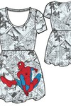 Marvel Spidey Action Toss Dress XL