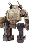 Acid Rain Sand Stronghold Action Figure