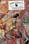 Dirk Gently A Spoon Too Short #1 (of 5)