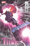 Mighty Thor #4 (Hughes Variant Cover Edition)