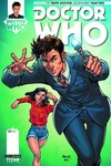 Doctor Who 10th Year 2 #7 (Cover A - Nauck)
