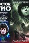 Doctor Who 4th Doctor Adv Labyrinth Buda Castle Audio CD