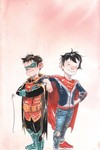 Super Sons #1 (Nguyen Variant Cover Edition)