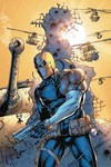 Deathstroke #12 (Davis Variant Cover Edition)