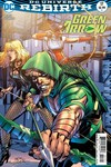 Green Arrow #17 (Adams Variant Cover Edition)