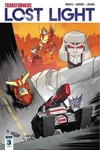 Transformers Lost Light #3 (Retailer 10 Copy Incentive Variant Cover Edition)