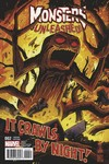 Monsters Unleashed #2 (of 5) (Francavilla Variant Cover Edition)