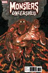 Monsters Unleashed #3 (of 5) (Hayashida Variant Cover Edition)