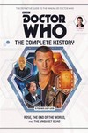 Doctor Who Comp Hist HC Vol. 12 9th Doctor Stories 157-159