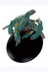 Star Trek Starships Figure Coll Mag #69 Breen Warship