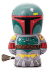 Star Wars Boba Fett Bebot Wind-up Tin Toy