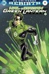 Hal Jordan And The Green Lantern Corps #19 (Nowlan Variant Cover Edition)