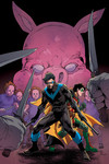 Nightwing #18 (Reis & Albert Variant Cover Edition)