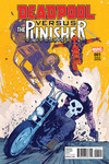 Deadpool vs. Punisher #1 (of 5) (Variant Cover Edition)