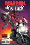 Deadpool vs. Punisher #2 (of 5) (Espin Variant Cover Edition)