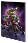 Marvel Universe Guardians Of Galaxy Digest TPB Vol. 05