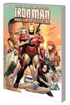 Iron Man Director Of Shield Complete Collection TPB