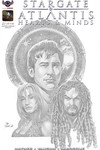 Stargate Atlantis Hearts & Minds #1 (Photo Cover)
