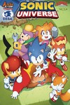 Sonic Universe #97 (Cover B - Tyson Hesse)