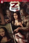 Z Nation #1 (Cover B - Parrillo)