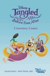 Disney Tangled Before After Cinestory TPB