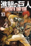 Attack On Titan Before The Fall GN Vol. 10