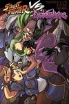 Street Fighter vs. Darkstalkers #1 (of 8) (Cover A - Huang)