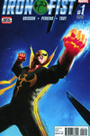 Iron Fist #1 (2nd Printing)