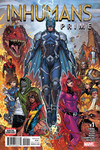 Inhumans Prime #1 (2nd Printing)