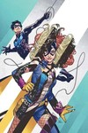 Batgirl And The Birds Of Prey #8 (Shirahama Variant Cover Edition)