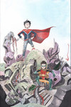 Super Sons #2 (Nguyen Variant Cover Edition)