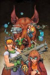 Scooby Apocalypse #11 (Paquette Variant Cover Edition)