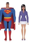 Superman Animated Series Superman and Lois Lane Action Figure 2-Pack