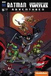 Batman Teenage Mutant Ninja Turtles Adventures #5 (of 6) (Subscription Variant)