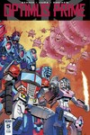 Optimus Prime #5 (Subscription Variant A)
