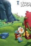 Angry Birds Comics Game Play #2 (Subscription Variant)